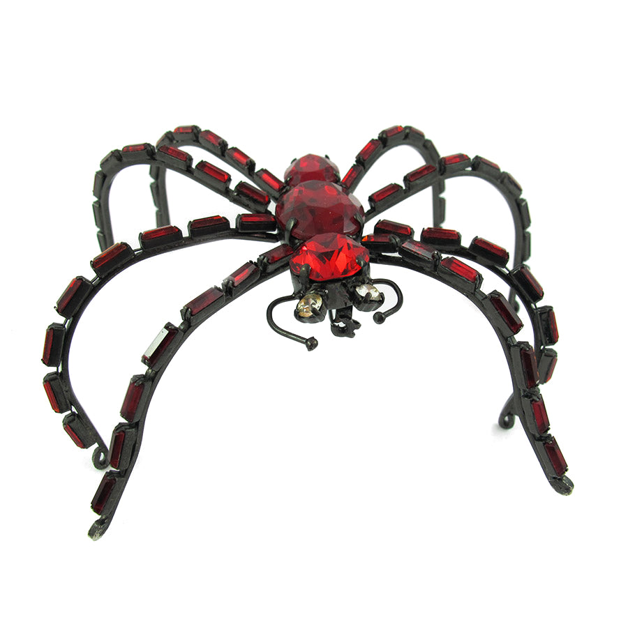 Lawrence Vrba for Harlequin Market Spider Brooch
