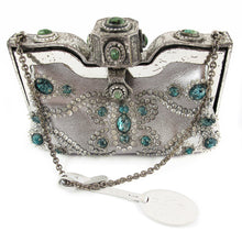 Load image into Gallery viewer, Vintage Signed 1970's Catwalk 'Valentino' Jewelled Evening Purse