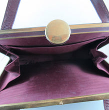 Load image into Gallery viewer, Vintage German (Berlin) Leather Purse Bag