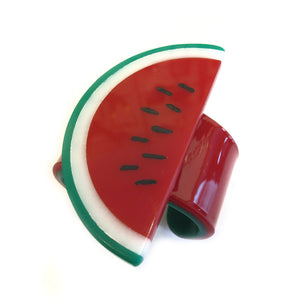 Harlequin Market - HQM Pop Art Acrylic Watermelon Cuff