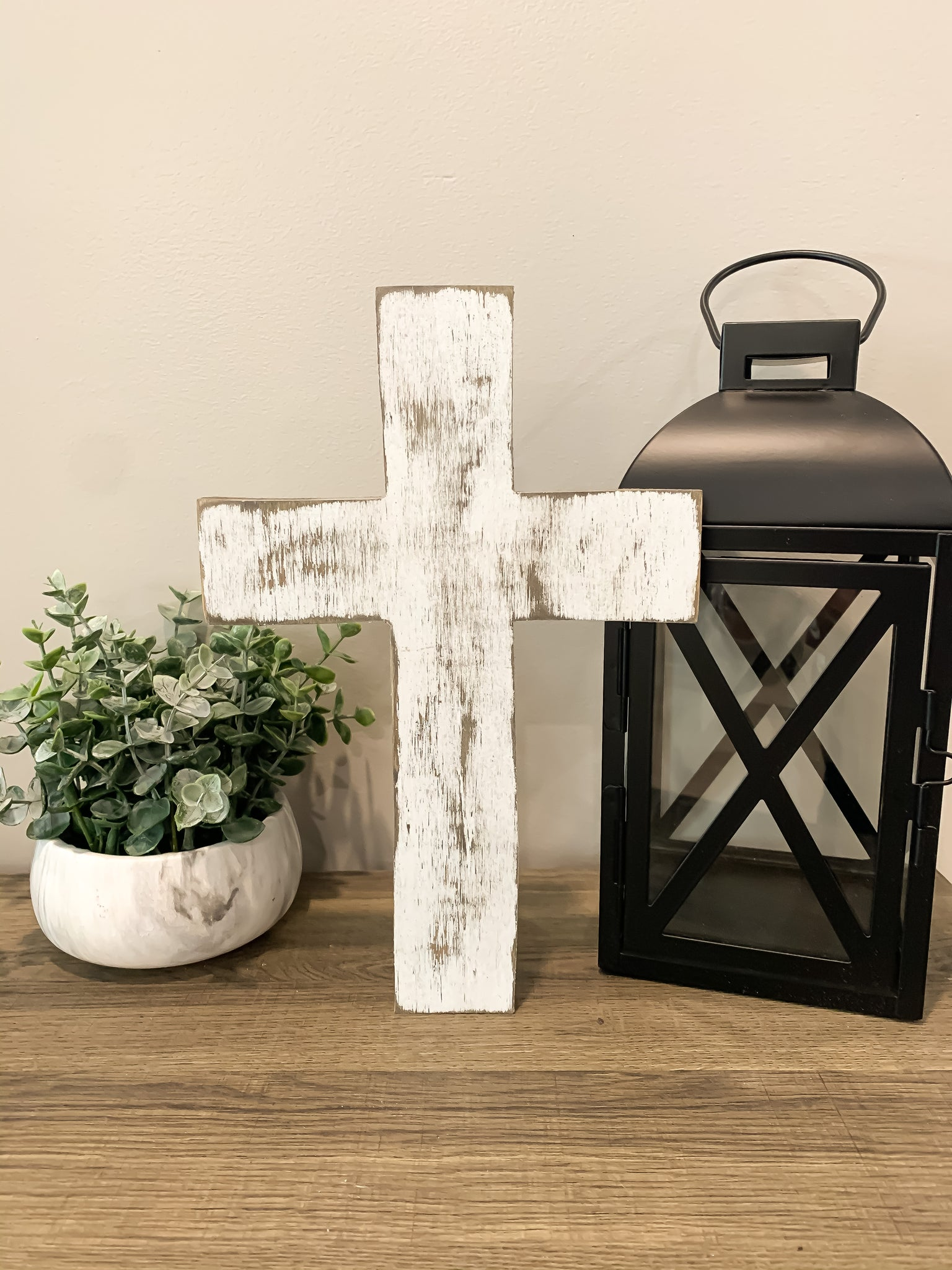 Cross Cutout