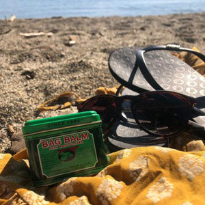 Feel the burn… Get Bag Balm