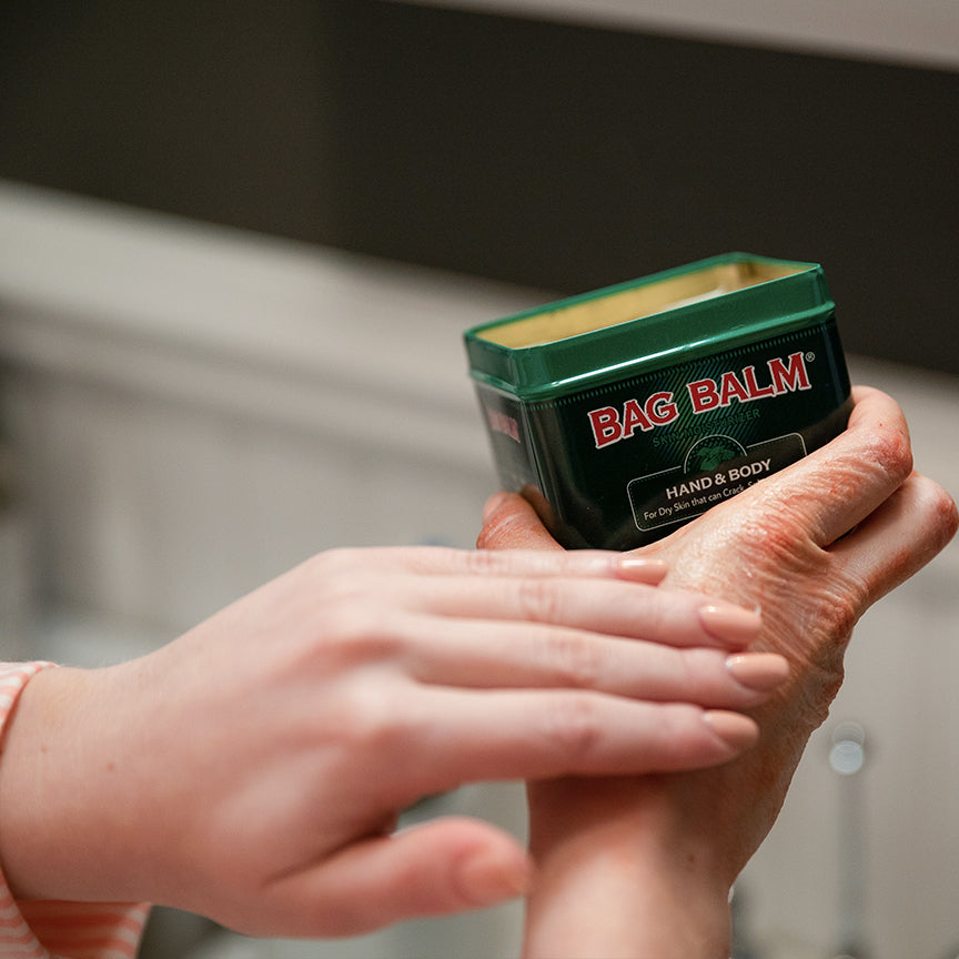 The Best Hand Creams for Extra Hand Washing – Bag Balm!