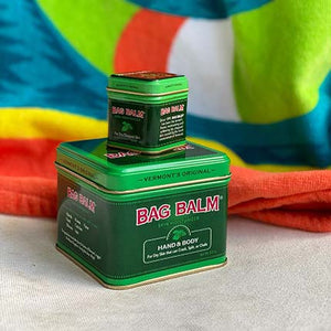 Bag Balm for Summer Skin