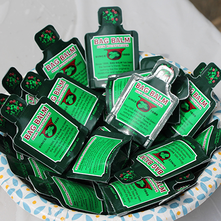 Bag Balm Helps Out In The Vermont 100 Endurance Race