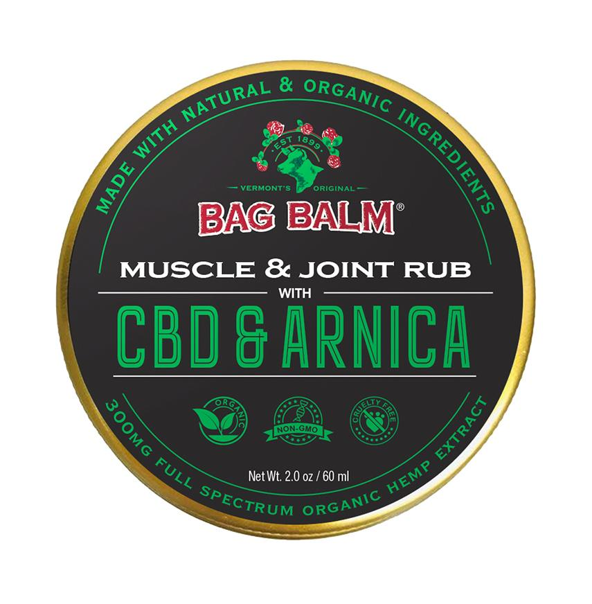 Bag Balm CBD Runner's World Fitness and Nutrition Awards