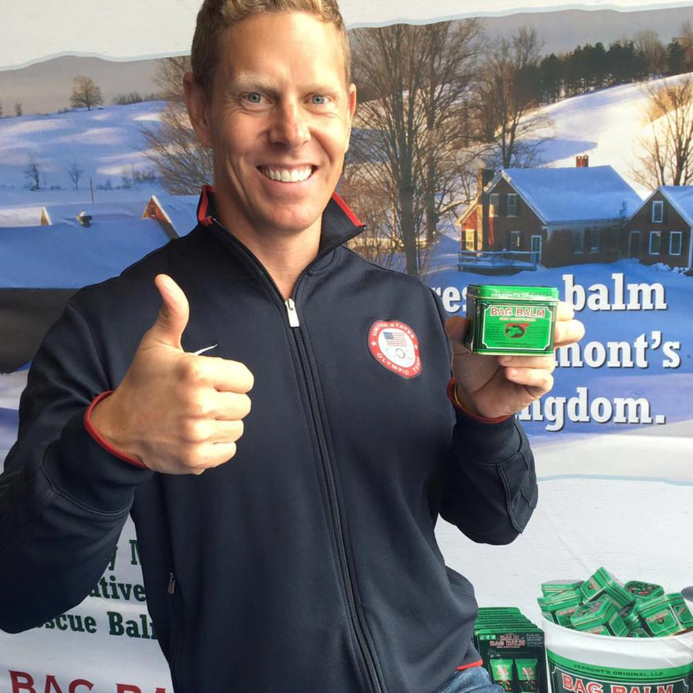 Cyclists And Mountain Bikers Carry Bag Balm