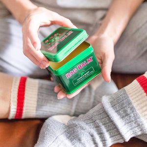 A Trusted Family Secret For Rough, Cracked, Dry Feet.