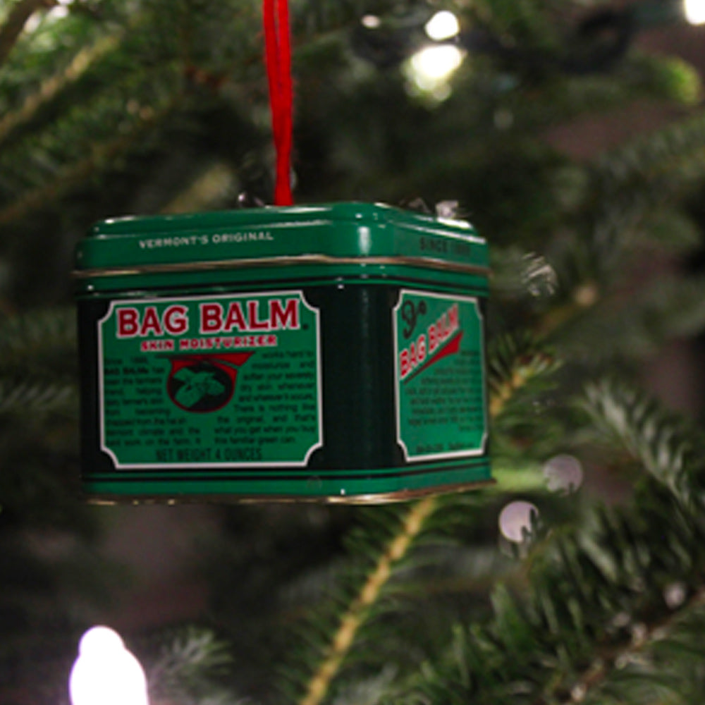 How To: Make Your Own Bag Balm Ornament