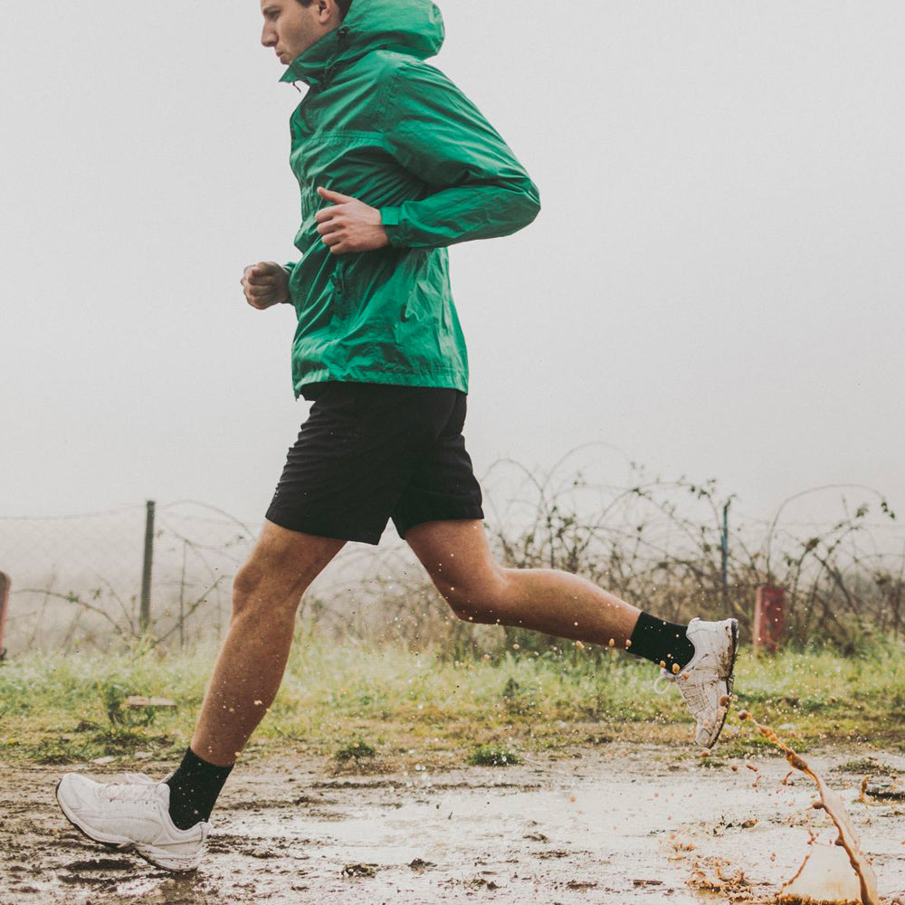 How To Dress For Rainy Runs