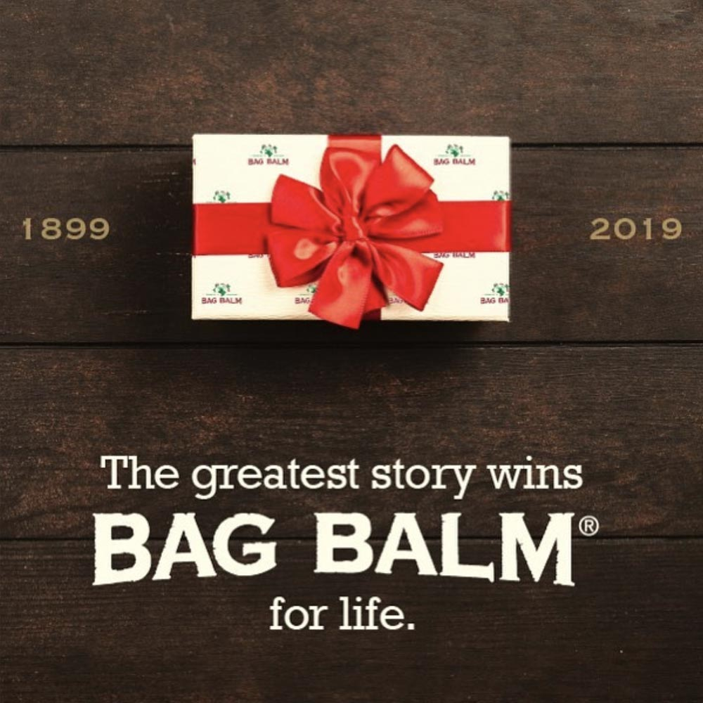Bag Balm's 12 Greatest Stories: #12