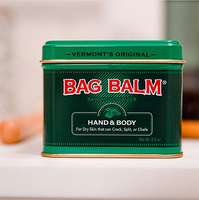 Bag Balm Best Solution for Dry Skin