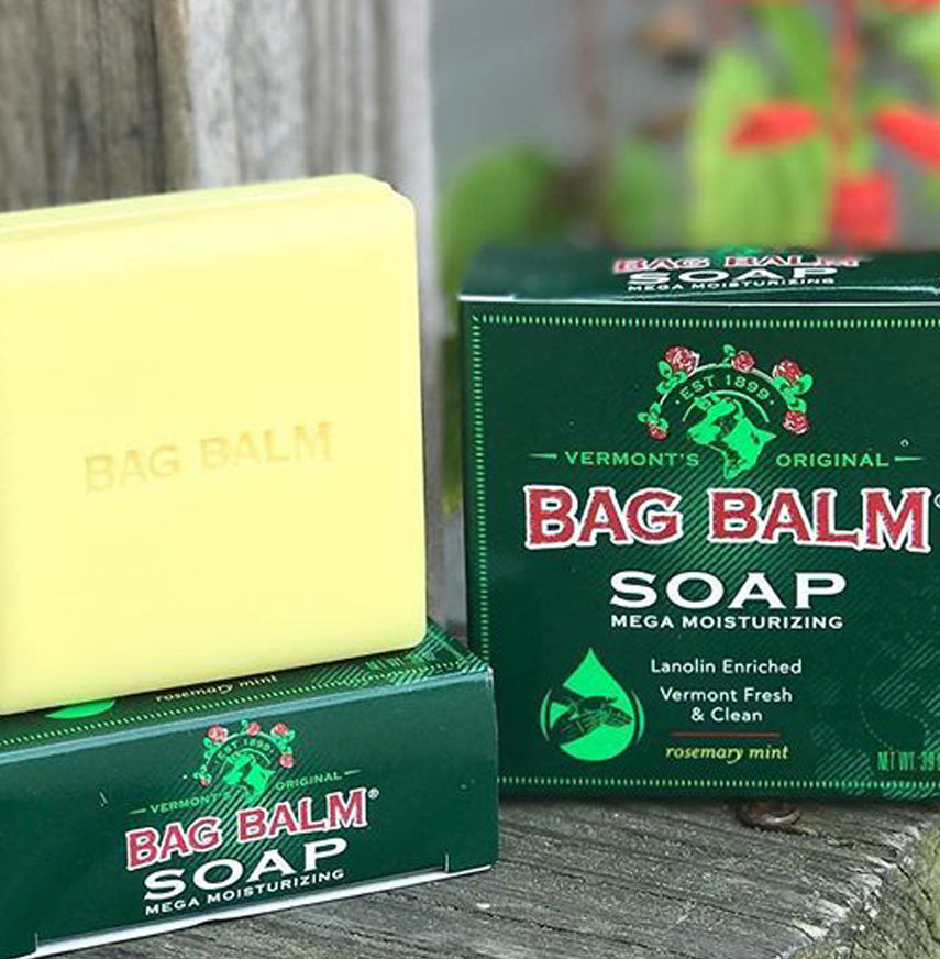 Mega Moisturizing Soap