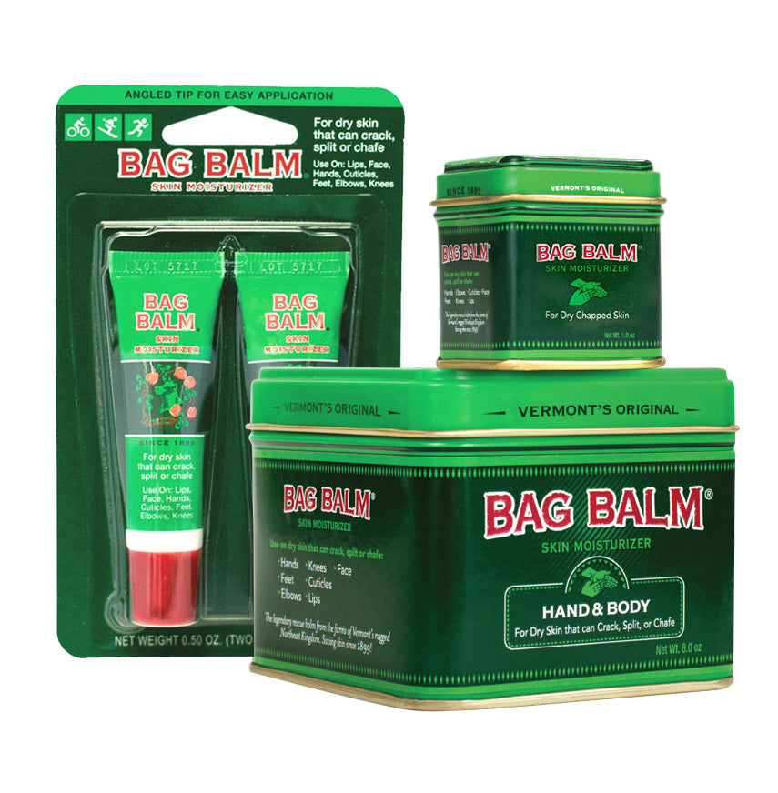 Skin Care & Lip Balm 3 Pack Bundle