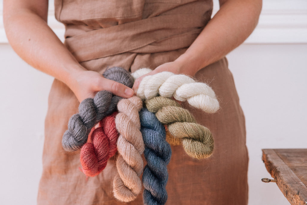 Limited Edition Cotswold Yarn