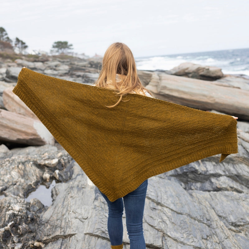 Covered Shawl