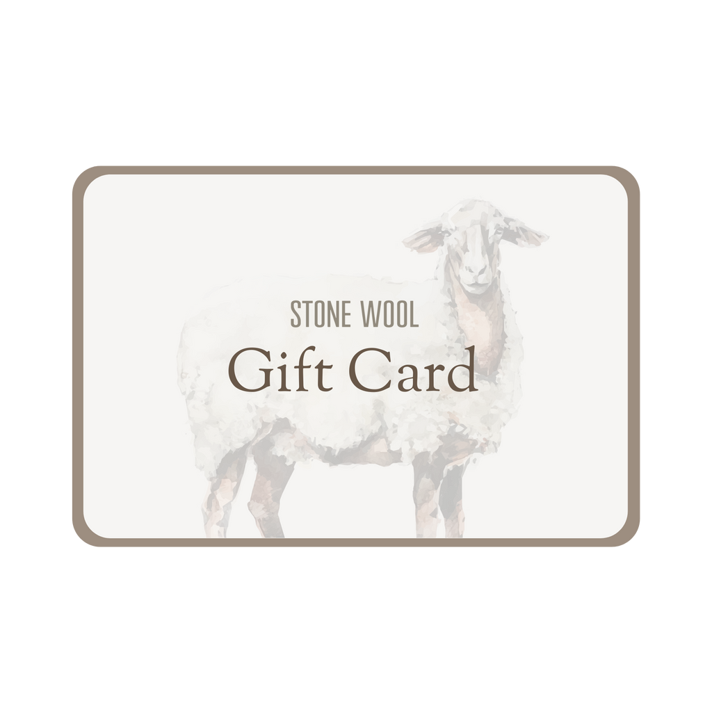 Stone Wool Gift Card