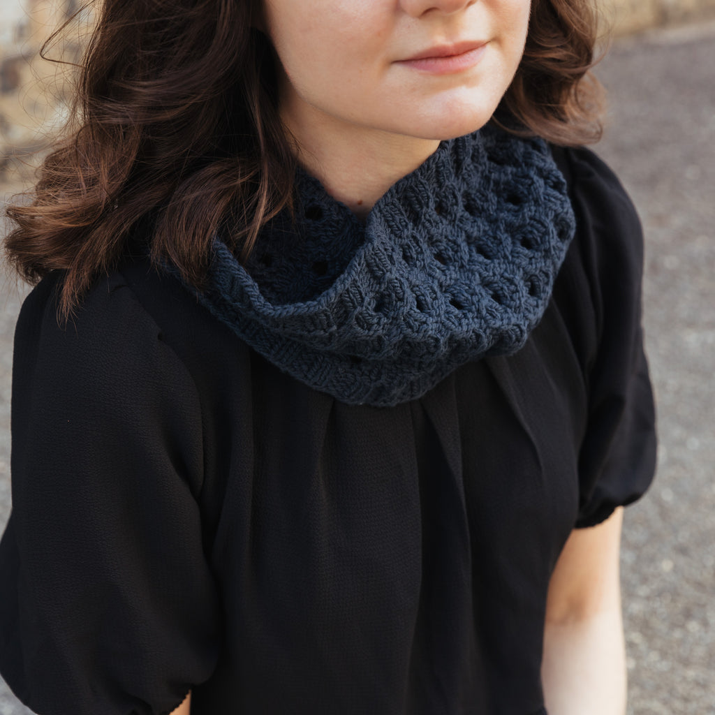 Fragmented Cowl