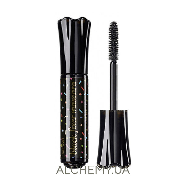 Черная фиксирующая тушь THE SAEM Saemmul Black Fixer Mascara 7 g Alchemy.com.ua