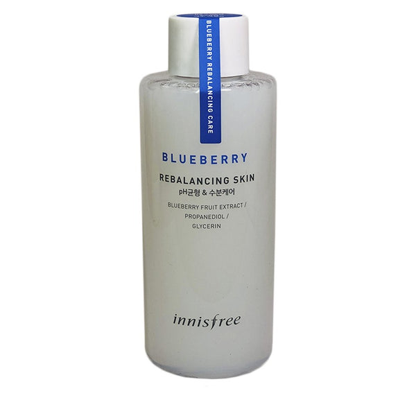 Балансирующий тонер INNISFREE Blueberry Rebalancing Skin 150ml Alchemy.com.ua