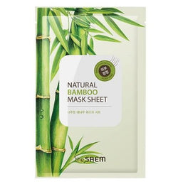 Тканевая маска THE SAEM Natural Mask Sheet Bamboo