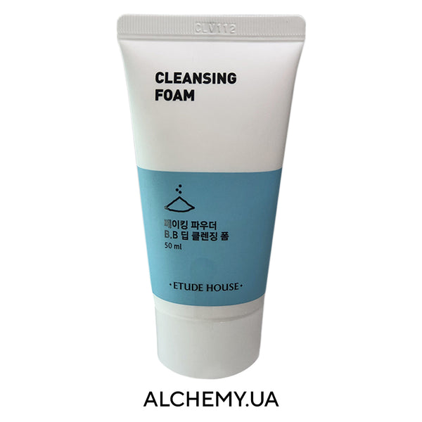 Ochishayushaya penka s sodoj DIY Baking Powder BB Deep Cleansing Foam 50ml