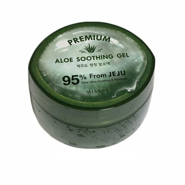 Универсальный гель MISSHA Premium Aloe Soothing Gel 300ml Alchemy.com.ua