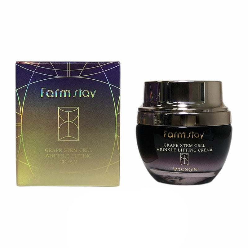 Крем для лица FARM STAY Grape Stem Cell Wrinkle Lifting Cream 50 мл