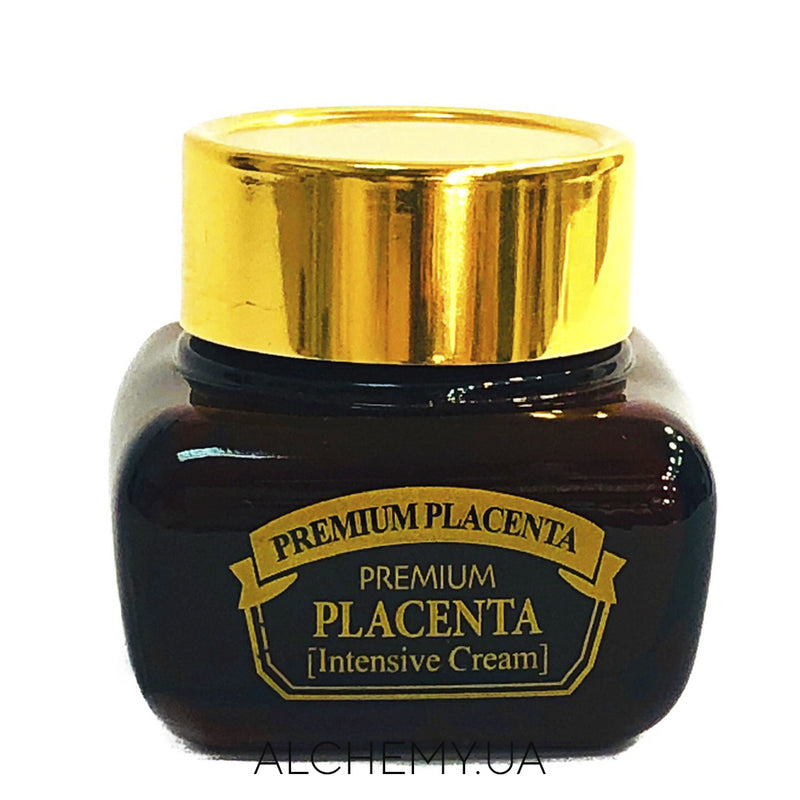 Intensivnyj antivozrastnoj krem 3W Clinic Premium Placenta Intensive Cream 50 ml
