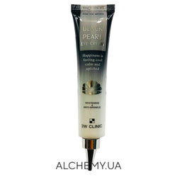 Крем для век экстрактом жемчуга 3w Clinic Black pearl Eye Cream Whitening & Anti-Wrinkle 40 ml Alchemy.com.ua