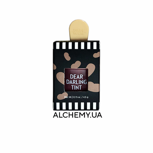 Тинт для губ ETUDE HOUSE Dear Darling Water Gel Tint Red Bean Red (PK004) Alchemy.com.ua