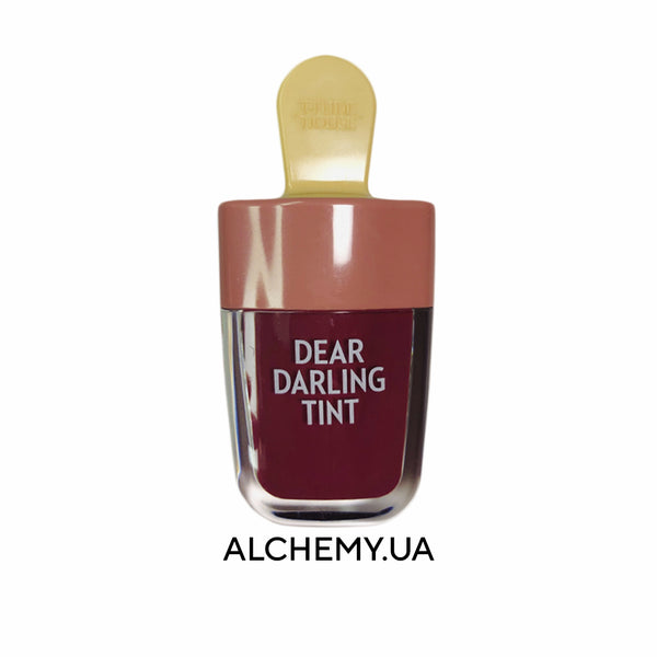 Тинт для губ ETUDE HOUSE Dear Darling Water Gel Tint Red Bean Red (PK004)