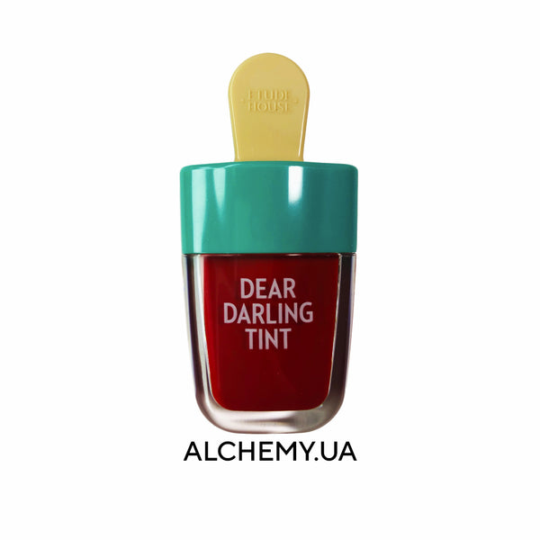 Тинт для губ ETUDE HOUSE Dear Darling Water Gel Tint Watermelon Red (RD307) Alchemy.com.ua