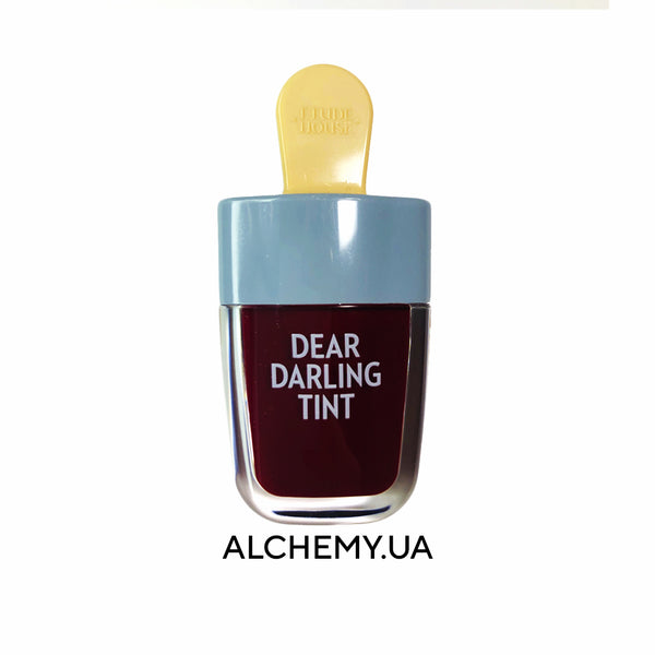 Тинт для губ ETUDE HOUSE Dear Darling Water Gel Tint  Shark Red (RD306) Alchemy.com.ua