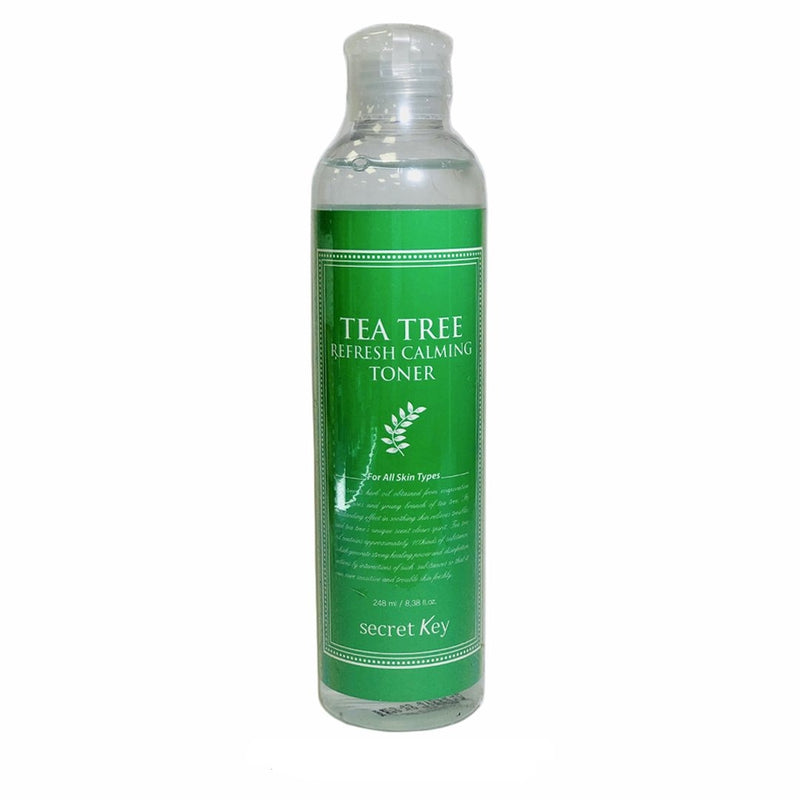 Toner Secret Key Tea Tree Refresh Calming Toner 248ml s ekstraktom chajnogo dereva