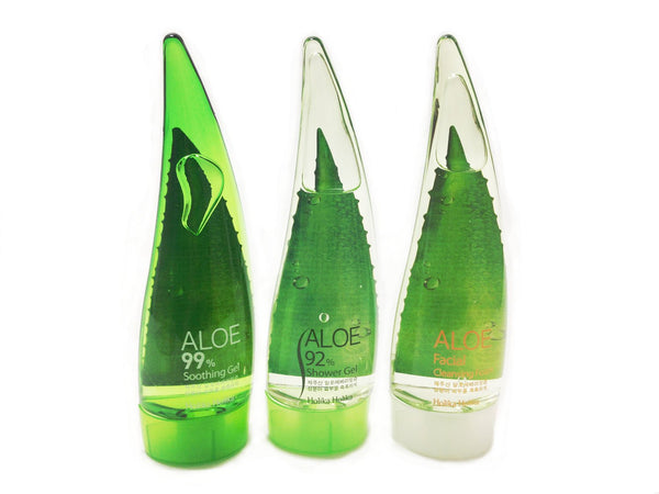 Набор средств с алоэ Holika Holika Jeju Aloe Face nd Bodycare Set