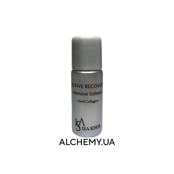 Пробник premium восстанавливающий тонер ISA KNOX Sample Active Recovery Intensive Softener Alchemy.com.ua