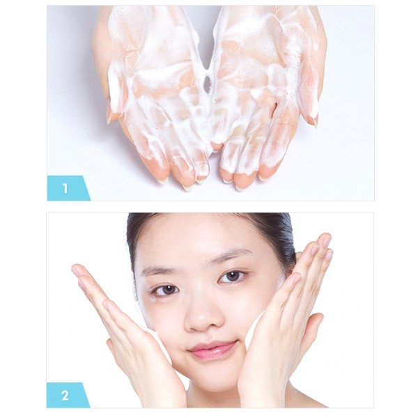 Penka dlya snyatiya stojkogo makiyazha ETUDE HOUSE Baking Powder BB Deep Cleansing Foam 160m