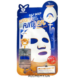 Tkanevaya maska ELIZAVECCA EGF Deep Power Ringer Mask Pack