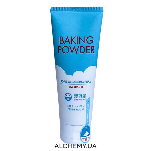 Пенка для умывания  Etude House Baking Powder Cleasing Foam