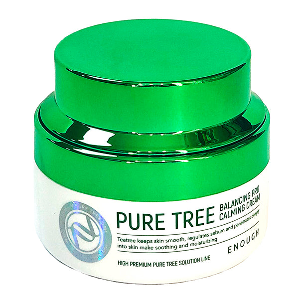 Крем с чайным деревом Enough Pure Tree Balancing Pro Calming Cream 50 ml
