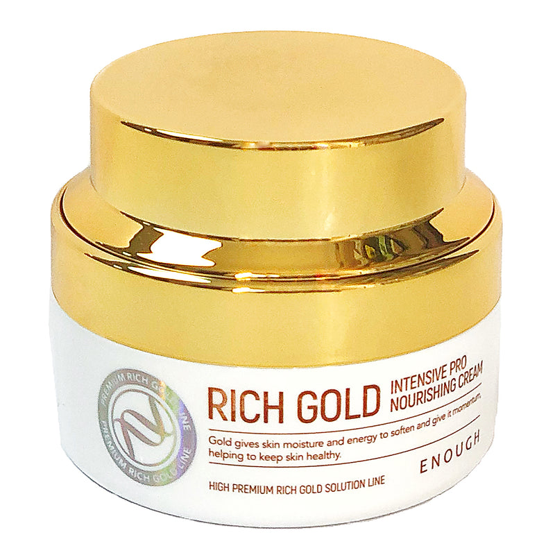 Питательный крем Enough Rich Gold Intensive Pro Nourishing Cream 50 ml