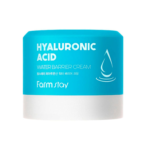 Увлажняющий крем Farm Stay Hyaluronic Acid Water Barrier Cream 80 ml