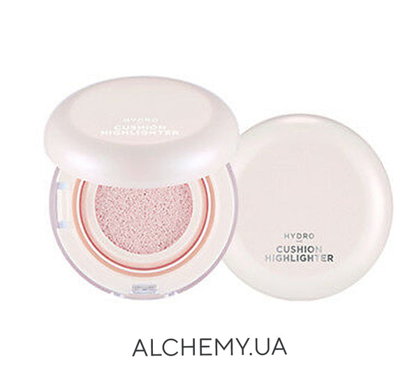 Kushon hajlajter THE FACE SHOP Hydro Cushion Highlighter - 8g