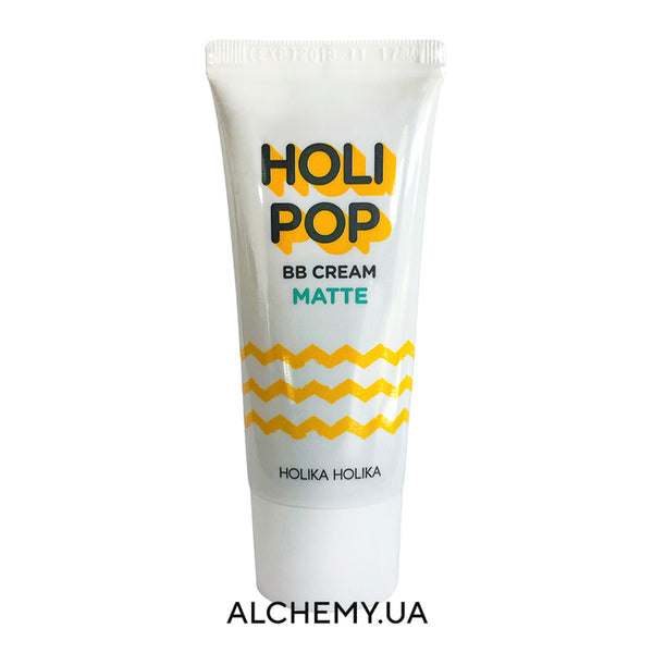 Матирующий BB-крем Holika Holika Holi Pop BB Cream MATTE 30 ml spf30++