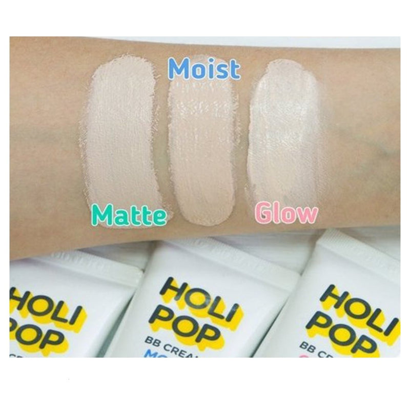Сияющий BB-крем Holika Holika Holi Pop Glow BB Cream 30ml SPF30 PA++
