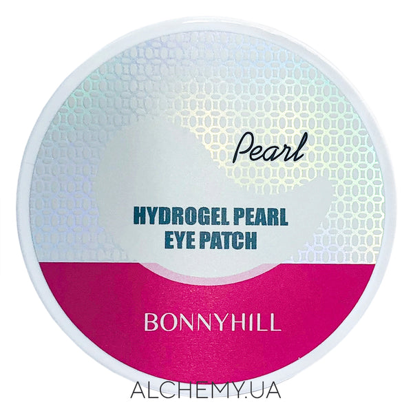 Gidrogelevye patchi s zolotom Bonnyhill Hydrogel Pearl Eye Patch