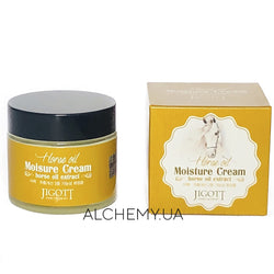 Увлажняющий крем JIGOTT Horse Oil Moisture Cream 70ml