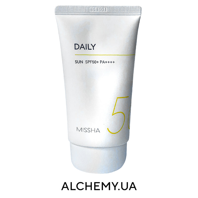 Solncezashitnyj krem dlya lica MISSHA All Around Safe Block Daily Sun SPF50+/PA++++ 50ml