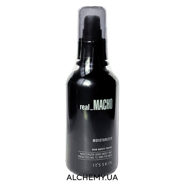 Увлажняющий лосьон для мужчин It's Skin Real Macho Moisturizer for Men 150ml Alchemy.com.ua